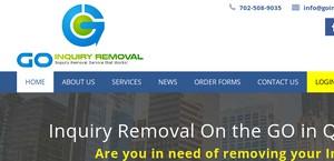 GO Inquiry Removal