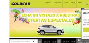 Goldcar Spain