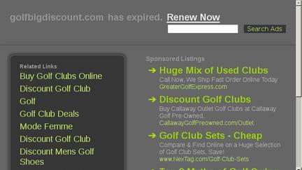 Golfbigdiscount.com
