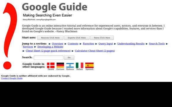 Google Guide