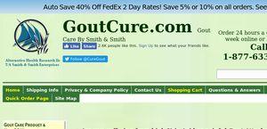 GoutCure.com
