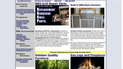BBQ Grill Repair