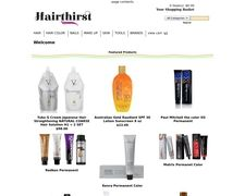 Hairthirst