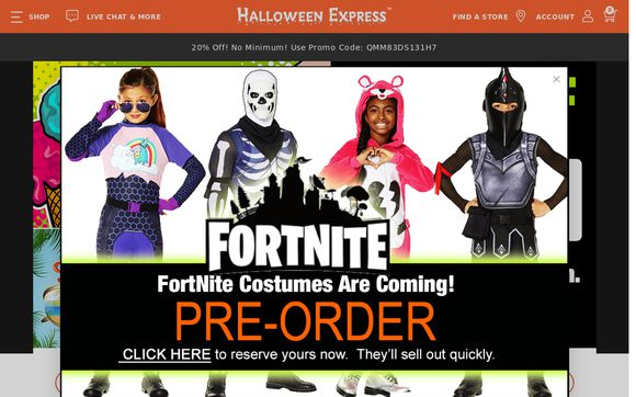 HalloweenExpress