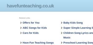 Havefunteaching.co.uk