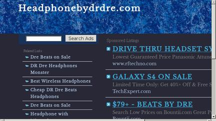 Headphonebydrdre.com