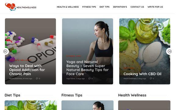 Health2wellnessblog.com