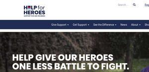 Helpforheroes.org.uk