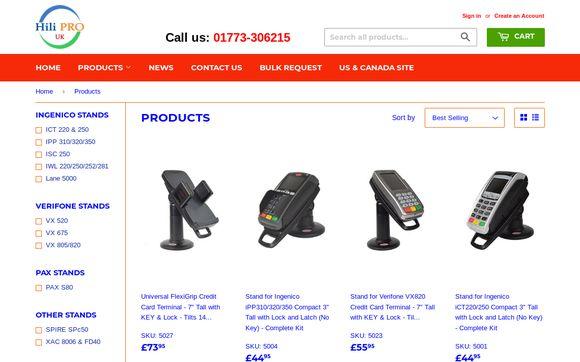 Hilipro UK Limited