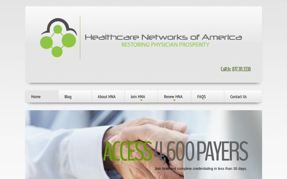Healthcare Networks Of America