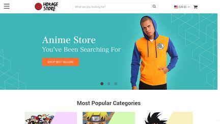 HokageStore