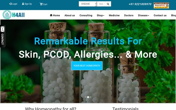 Homeopathy4All