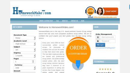 HomeworkMake