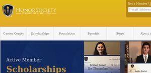 HonorSociety.org