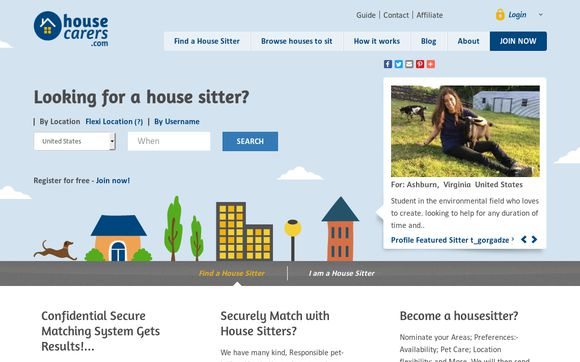 House Sitting Guide USA Australia Canada NZ UK Worldwide