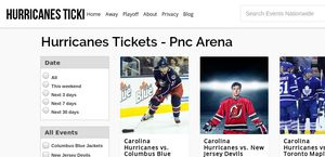 Hurricanes-tickets.org