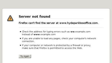 Hydeparkboxoffice.com