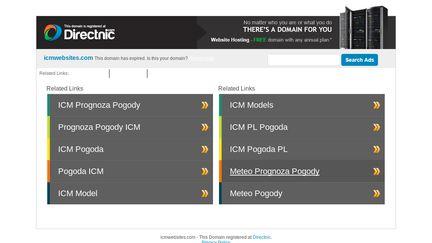 Icmwebsites.com