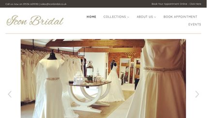 IconBridal.co.uk