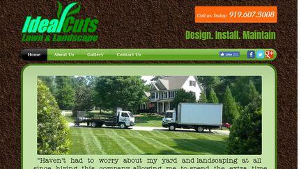 Ideal Cuts Lawn & Landscape