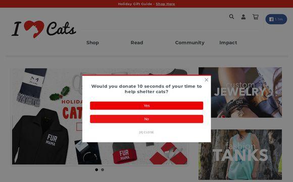 IHeartCats.com