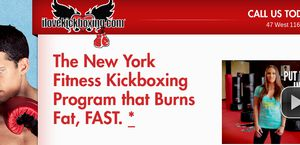 New York NY Kickboxing Classes