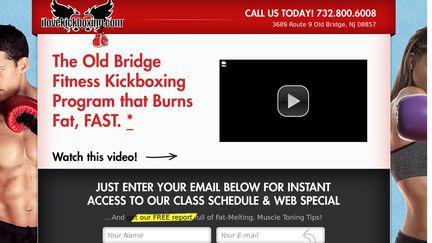 Old Bridge NJ Kickboxing Classes
