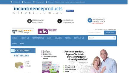 Incontinence Products Direct