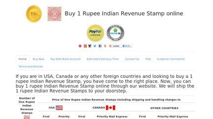 IndianRevenueStamp