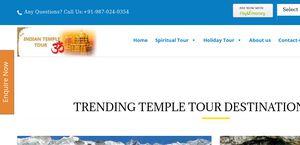 Indian Temple Tour