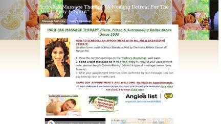 Indo-Pak Massage