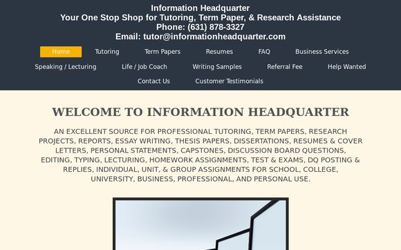 InformationHeadquarter