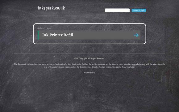 Inkspark.co.uk