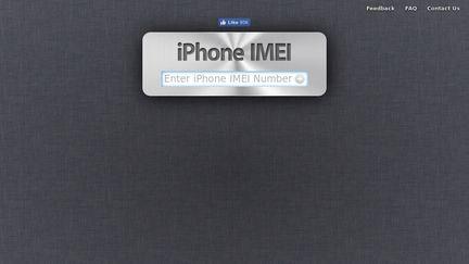 Iphoneimei.info