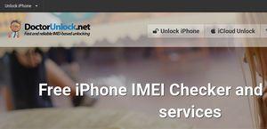 iPhoneIMEI.net