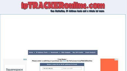 Iptrackeronline.com