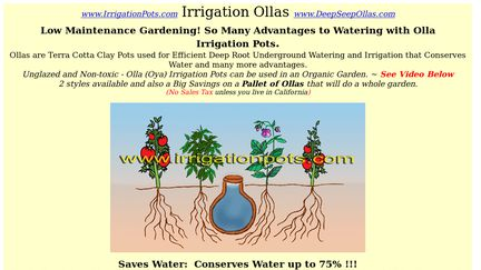 IrrigationPots