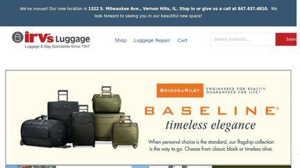 IRV'S Luggage