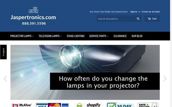 Jaspertronics.com