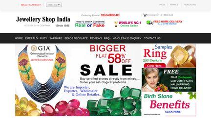 Jewellery Shop India