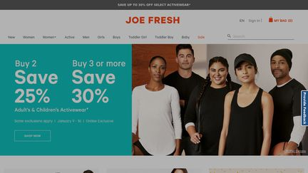 JoeFresh