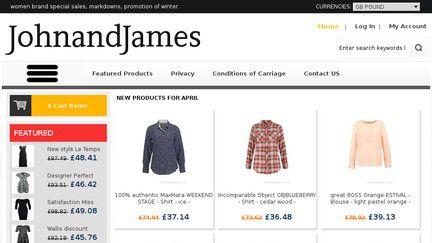 JohnandJames.co.uk