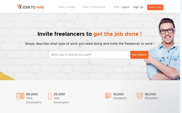 Join To Hire