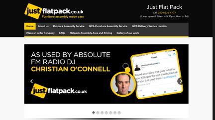 JustFlatPack.co.uk