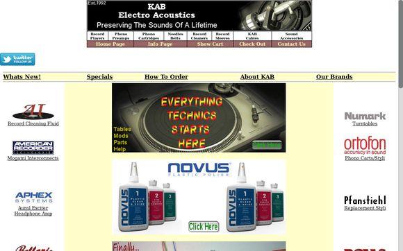 KAB Electro Accoustics