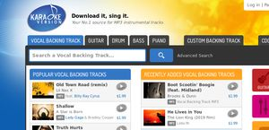 KaraokeVersion Reviews - 6 Reviews of Karaoke-version com | Sitejabber