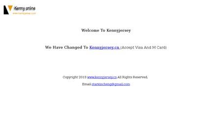 Kennyjersey.com
