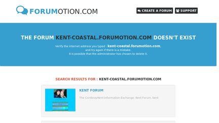 Kent-coastal.forumotion.com