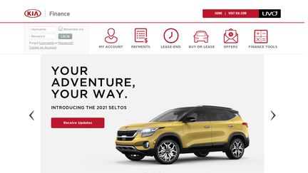 Kia Motors Finance