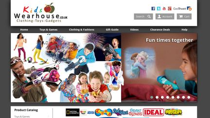 KidsWearhouse.co.uk